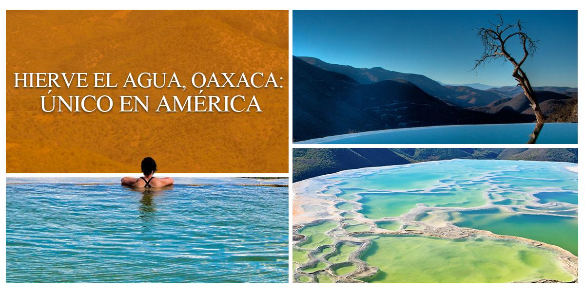 Hierve el Agua, Oaxaca: Único en América - Hotel Misión de los Ángeles  Oaxaca